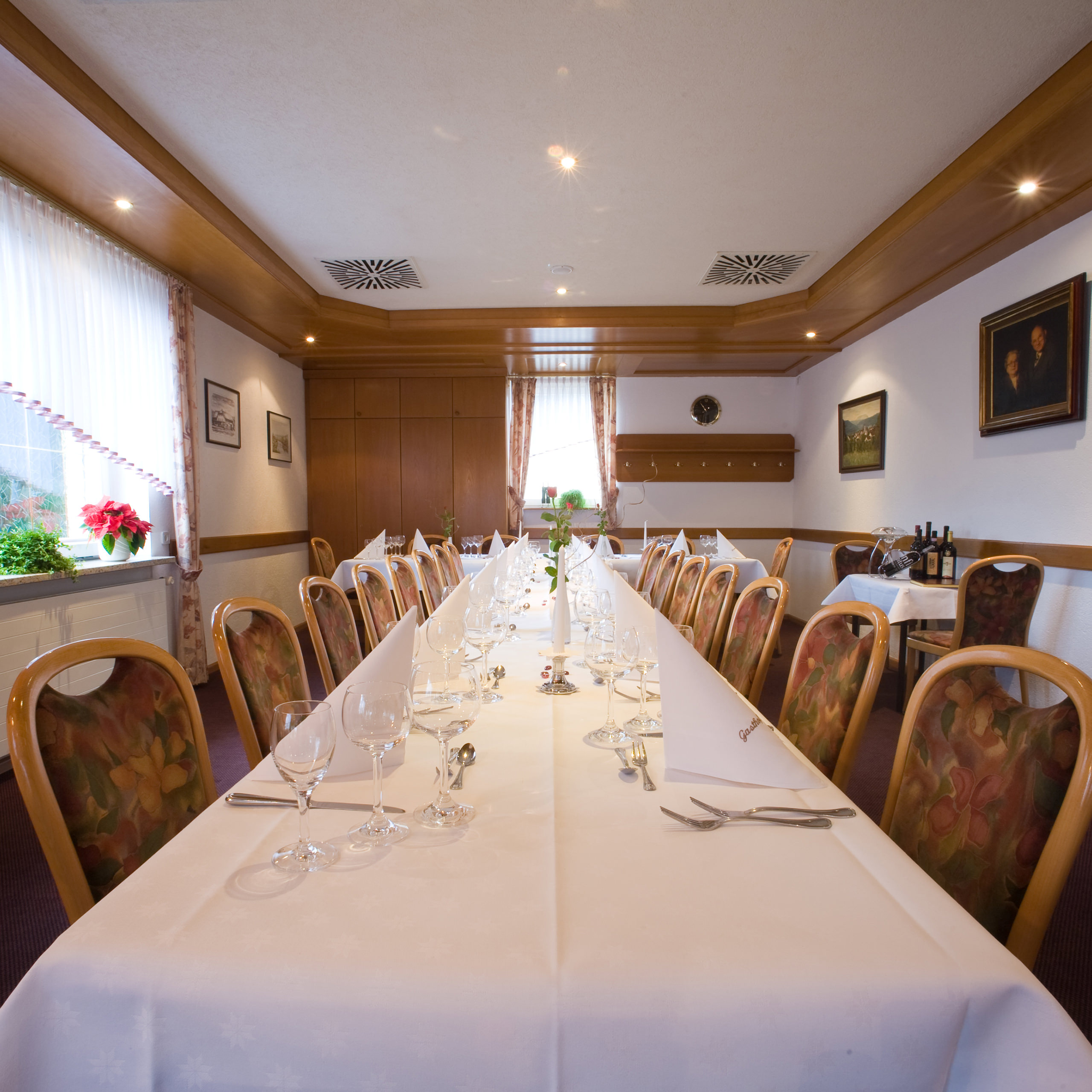 Restaurant - Genießen Sie unsere feine Küche im Kranz in Luttingen